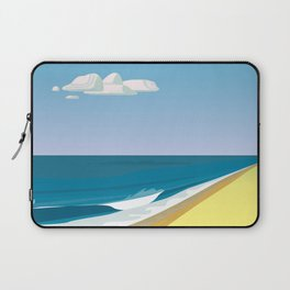 Rothko at the Beach Laptop Sleeve