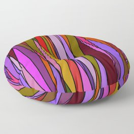 Ode To Pucci Tiger Floor Pillow