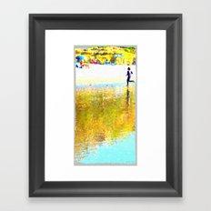 Encinitas, Oct. 2012 Framed Art Print