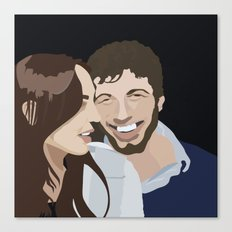 Photobooth Canvas Print