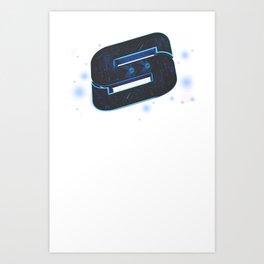 Storm Tech Art Print