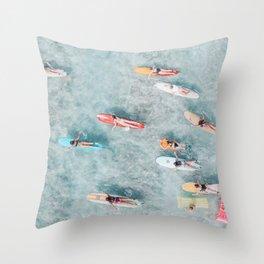 float ii Throw Pillow