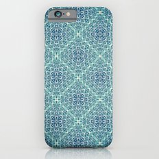 Blue Tiles Slim Case iPhone 6s