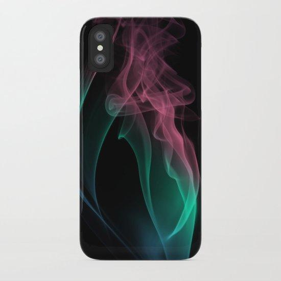 Smoke iPhone Case
