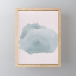 Dare to Dream - Cloud 21 of 100 Framed Mini Art Print