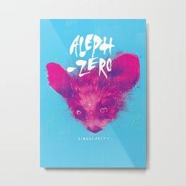 aleph-zero singularity Metal Print