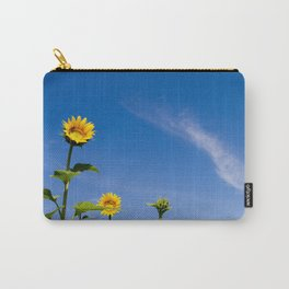 Reach for the Sun Carry-All Pouch