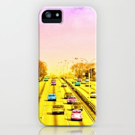 All American freeway iPhone Case