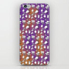 Creppy Halloween iPhone Skin
