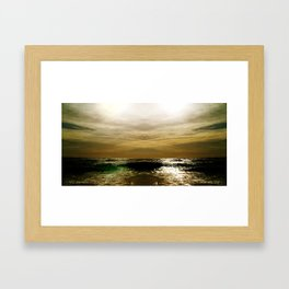 Laud Framed Art Print
