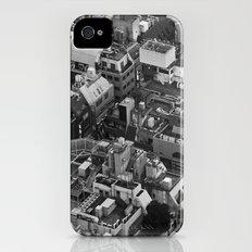 Tokyo City Slim Case iPhone (4, 4s)