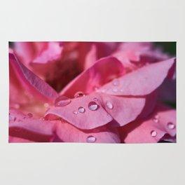 Rose Petals Rug