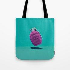 Smart Bomb Tote Bag