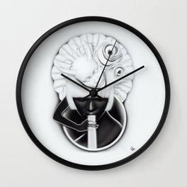 """Obake"" Wall Clock"