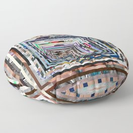 NeverEnding Art Floor Pillow