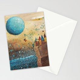 Bubbleworld Stationery Cards