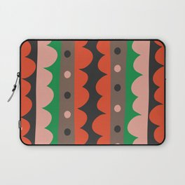 Rick Rack Garden Laptop Sleeve