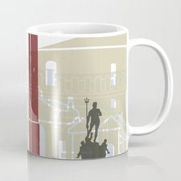 Bologna skyline poster Coffee Mug