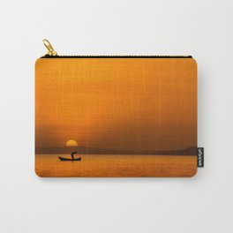 Jinja Sunrise Carry-All Pouch