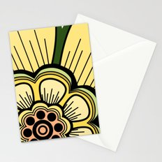 Flower 10 Stationery Cards