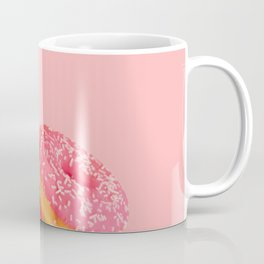 Pink Frosted Donuts (Color) Coffee Mug