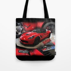 2016 corvette Z06 Tote Bag