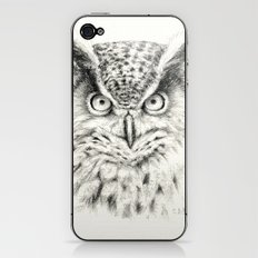 Owl G2011-012 iPhone & iPod Skin