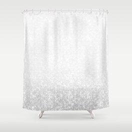 Gradient ornament Shower Curtain