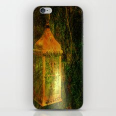The Garden Lantern. iPhone & iPod Skin