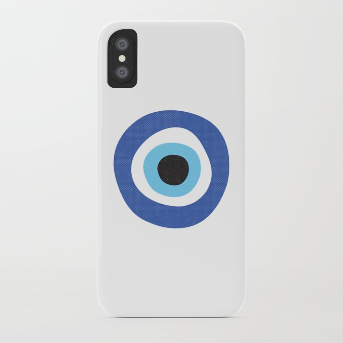 evi eye symbol iphone case