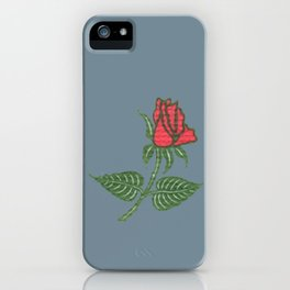 Urban Rose iPhone Case