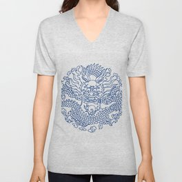 Tuan Loong Unisex V-Neck