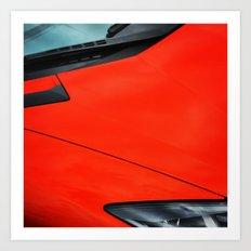 Lamborghini Art Print