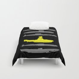 Know Your Submarines Comforters
