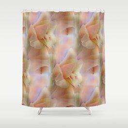 flowers -4- seamless pattern Shower Curtain