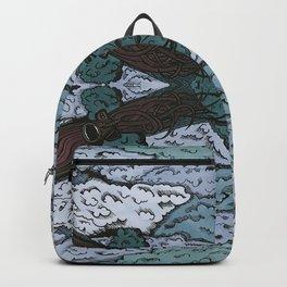 ATOMIC SQUID ZEPPELIN Backpack