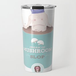 Cream of Mushroom Slop Cleanse Travel Mug