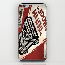 Deathproof redux iPhone Skin