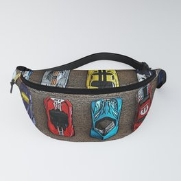 1980's Toy Cars Fanny Pack