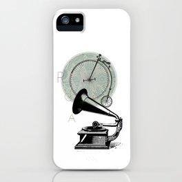 Gra iPhone Case