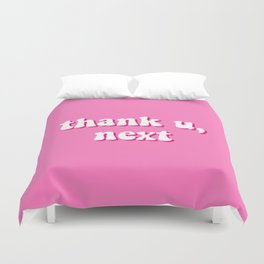 thank u, next #1 Duvet Cover