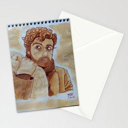 Oscar Isaac - Inside Llewyn Davis (III)  Stationery Cards