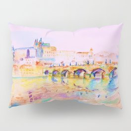 City of Prague Pillow Sham