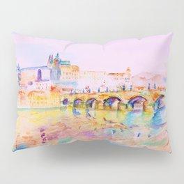 City of Prague Pillow Sham