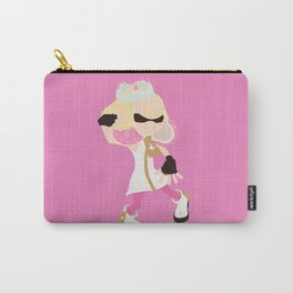 Pearl Deluxe - Splatoon 2 Carry-All Pouch