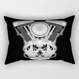 Motor Mind Rectangular Pillow
