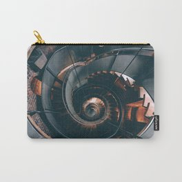 You spin me right round. Carry-All Pouch
