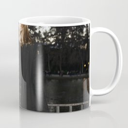 Transition from Summer to Winter Coffee Mug