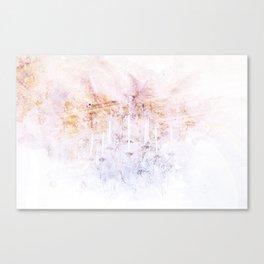 Palace Chandelier 3 Canvas Print