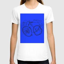 10-Speed -- Blue T-shirt